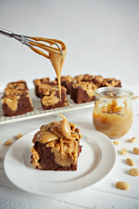 brownie snickers