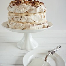 Tort dacquoise